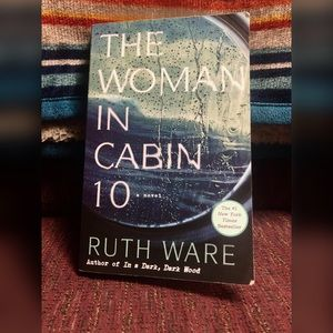 📚📚📚The Woman in Cabin 10 📚📚📚